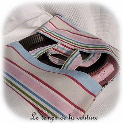 cuisine sac tarte rose macaron dijon gien chatillon loire couture création décoration ameublement fait main le temps de la couture